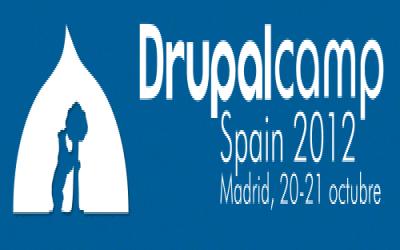 logo dcamp spain 2012
