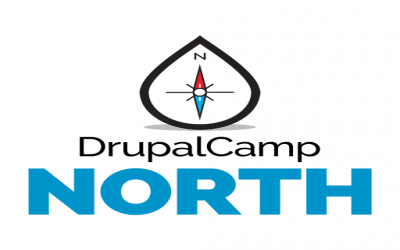 drupalcamp north logo